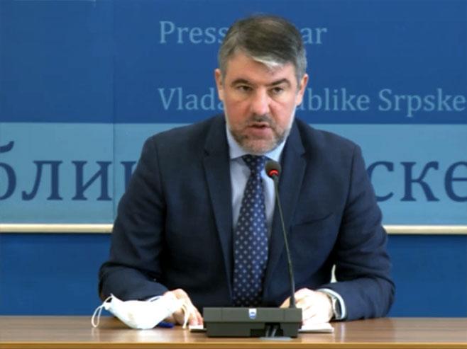 alen seranic ministar press