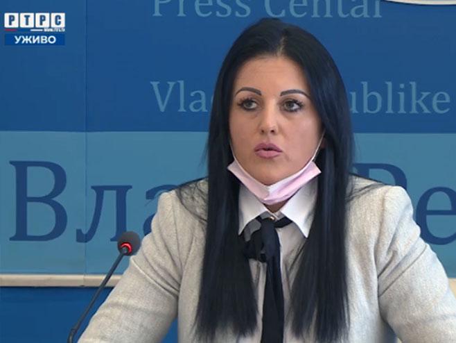 ministar sonja davidovic