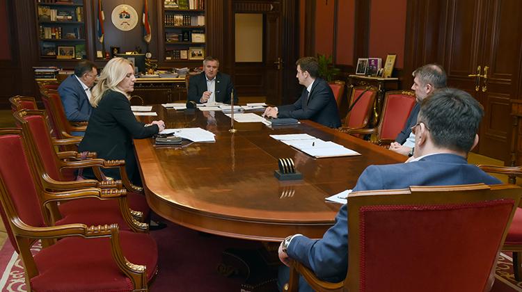 sastanak najvisih zvanivnika srpske
