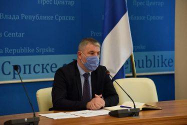 ministar alen seranic press