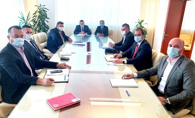 ministar kasipovic sastanak
