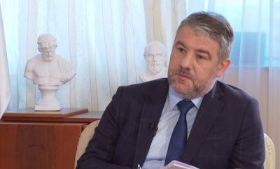 Ministar Alen Šeranić